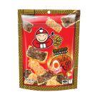 tempura seaweed cracker salted egg spicy 45gr