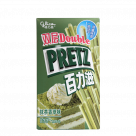 double pretz green tea 45gr