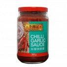 chilli/garlic sauce 368gr