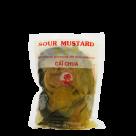 sour mustard (dua cai) 300gr