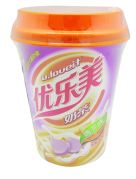 milk tea taro 80gr