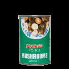 po ku mushrooms 284gr