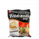 instant potato noodle soup 100gr