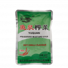 hot preserved vegetable 80gr