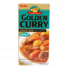 golden curry medium 100g