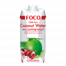 coconut water with pomegranate 500ml