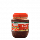 bean sauce paste in red oil 500gr