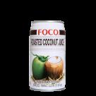 roasted coconut juice 350ml