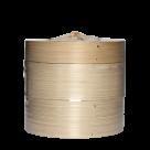 2 bamboo steamer 1 cover 5i