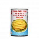 young baby corn medium 425gr