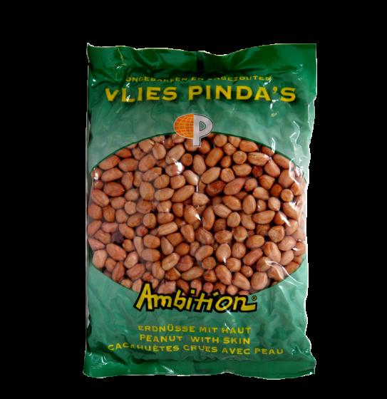 Pinda's met vlies  500gr